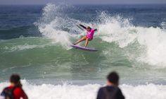 Dimity Stoyle (AUS) #ROXYpro. Roxy Pro France 2014 www.roxy.com  #ROXYsurf www.worldsurfleague.com kirstinscholtz @Roxy   By Roxy