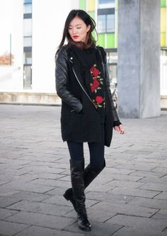 Style Decorum: Outfit   Red Roses + FEATURED IN...