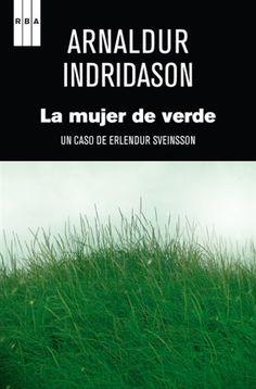 La mujer de verde | Arnaldur Indridason