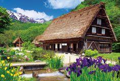 World Heritage --- 岐阜県 Gifu, Japan