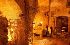 #CaveHotel, #SextantioLeGrotte DellaCivita, #BasilicataItaly, #FabulousHotels
