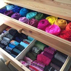 trucos para ordenar armarios
