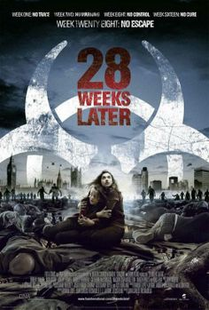 Rose Byrne, Jeremy Renner, Imogen Poots, and Mackintosh Muggleton in 28 Weeks Later Zombie Movies, Scary Movies, Great Movies, Hd Movies, Movies Online, Movie Tv, Best Horror Movies, Horror Show, Horror Movie Posters