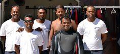 maritim diving team