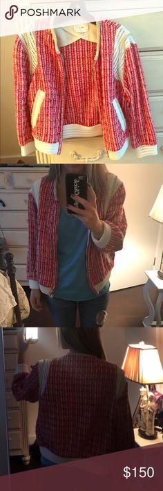 Jacket Gorgeous layering piece for spring/summer IRO Jackets & Coats