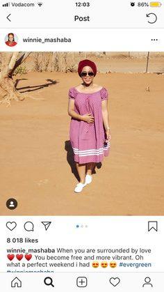 Setswana Traditional Dresses, Pedi Traditional Attire, African Fashion Traditional, African Inspired Fashion, African Print Fashion, South African Dresses, African Dresses For Women, African Attire, African Wear