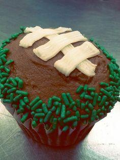 Superbowl Cupcakes!