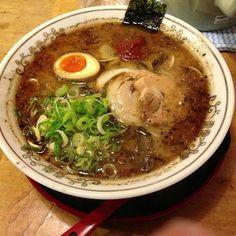 黒龍紅 熊本駅前店 is a Ramen / Noodle House in 熊本市, 熊本県, Japan popular with Sports Fans.