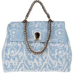 ERMANNO SCERVINO Large Fabric Bag