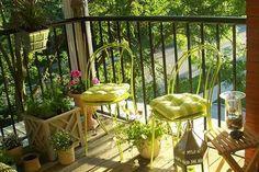. balcones pequeños