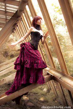 Steampunk Elegance by DaisyViktoria.deviantart.com on @deviantART