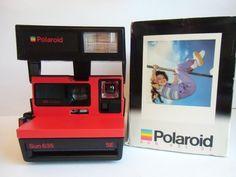 Polaroid Sun 635 - SE -  Sofortbildkamera von susduett auf DaWanda.com