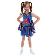 Cool Costumes Cheerleader Child Costume just added...