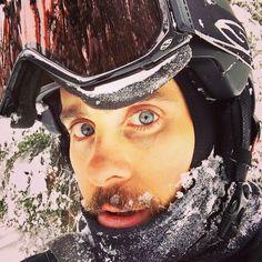 jaredleto: Snowboarding anyone?