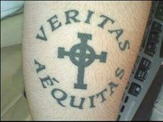 Boondock Saints tattoo, I think I would do the Celtic cross instead