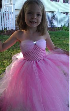 Sleeping Beauty tutu dress