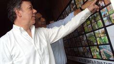 Pte Santos, entregando viviendas en Cali, Colombia