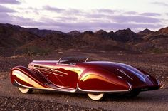 Beautiful Art deco style 1939 Delahaye 165 Cabriolet