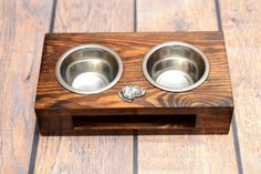 A dog's bowls with a relief from ARTDOG collection - Dachshund Norfolk Terrier, Norwich Terrier, Dachshund, Toxic Foods For Dogs, Polish Lowland Sheepdog, Caucasian Shepherd Dog, Black Russian Terrier, German Wirehaired Pointer, Pharaoh Hound