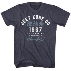 Bruce Lee Jeet Kune Do Academy Los Angeles California 1967 Men s T Shirt   BruceLee   6f07f346e