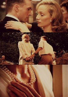 Almásy: This... this, the hollow at the base of a woman's throat, does it have an official name? Madox: Good God, man, pull yourself together. - The English Patient