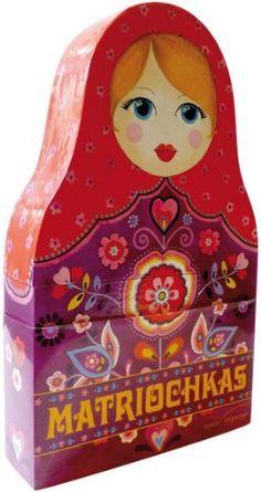 Matryoshka doll box Corinne Demuynck,