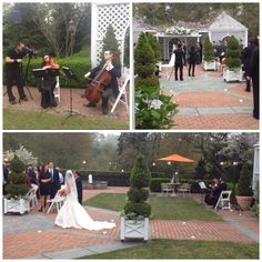 String Duo for Wedding! Check out our website : www.VSmusic4u.com