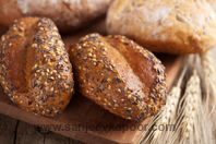 Bran Bread: A healthy bread made with goodness of bran.