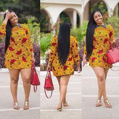 Ankara StylesWedding Digest Naija~African fashion, Ankara, kitenge, African women dresses, African prints, African men's fashion, Nigerian style, Ghanaian fashion ~DKK