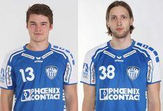 Lemgo Youngsters Schmidt und Bergen erhalten Zweitspielrecht beim ASV Hamm-Westfalen
