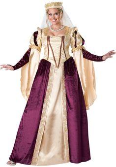 Arwen fancy dress plus size