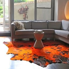 great and orange siting room  [ Find. Shop. Discover. www.specialteesboutique.com ]