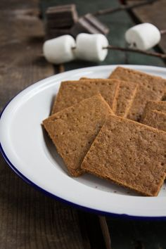 Biscuits Graham fait maison   Sucre Redpath