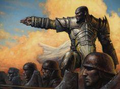 weekly-mtg-posts: Perimeter Captain - Steven Belledin The...