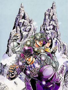 JoJo's Bizarre Adventure Bizarre Art, Jojo Bizarre, Dark Anime Guys, Japanese Illustration, Manga Artist, Jojo Bizzare Adventure, Manga Pictures, Japanese Artists, Comic Art