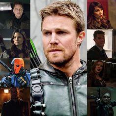 Team Arrow vs Team Prometheus!