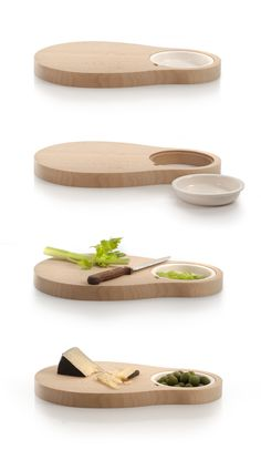 Otto, chopping board by ZPSTUDIO TOOLS