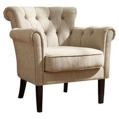 Love this Martino Arm Chair!  You can find it over on Joss and Main...the sale just went live.  #HolidayHostess