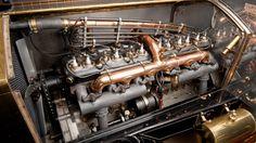 Rolls-Royce Silver Ghost Balloon Car 1910