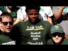 "VIDEO: ""Ever Faithful — The Resurrection of UAB Football,"" a report from ""Havoline Football Saturdays"" #freeuab"
