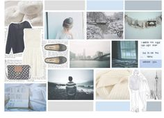 """♥ I watch the night turn blue, but it's not the same, without you. ♥"" by allabouttus ❤ liked on Polyvore"