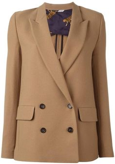 Ps By Paul Smith double-breasted peaked lapel blazer