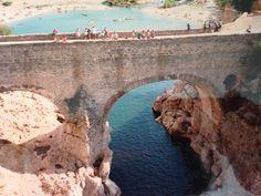 The Devils Bridge, Saint-Guilhem-le-Desert, France