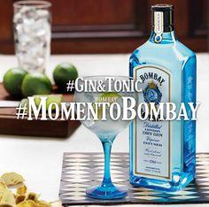 #Gin #MomentoBombay
