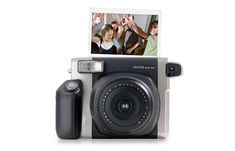 Fujifilm Instax 300 camera that works with all Instax Wide films. Easy to use the camera is perfect for celebrations like birthdays and weddings. Instax Wide Film, Instax Wide 300, Fuji Instax, Fujifilm Instax Mini, Lomography Instant, Vintage Polaroid, Instant Camera, Celebrations, Birthdays