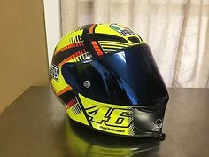 #apparel AGV Corsa Sole Luna Qatar Helmet Size ML please retweet