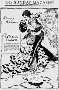 The Sunday Magazine,  1934