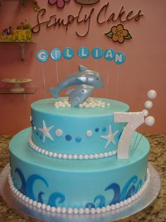 find this pin and more on my cakes - Birthday Cake Decorations