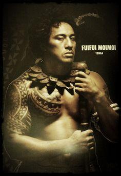 Tongan Warrior Tattoo | Climate activism with tattoos