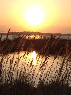 May sunset, Fenwick Island.